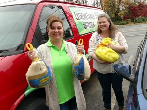 Holiday of Hope Thanksgiving Donations