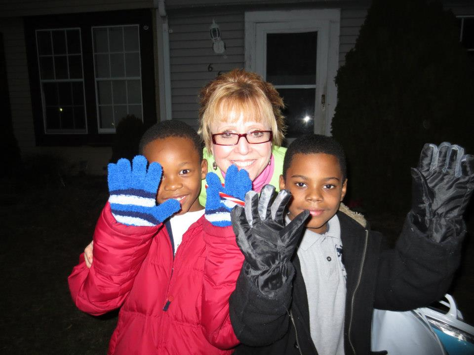 Warm Hands Warm Hearts Hat Glove Scarf Donations