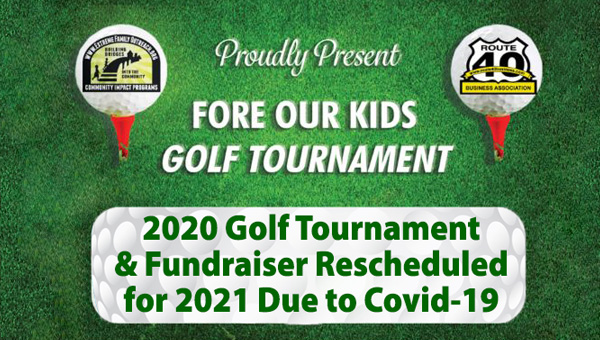 Fore Our Kids Annual Fundraising Tournament