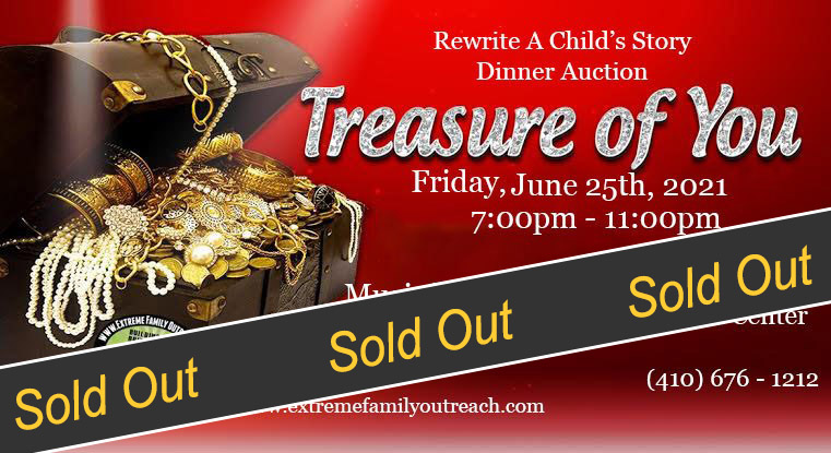 Annual Dinner Auction Event June 25 2021 Sold Out